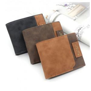MB18 Dompet Pria Original MenBense Good Leather Men Wallet