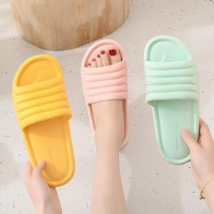 SH08 Sandal Import EVA Candy Color Indoor Outdoor Rumah Kamar Mandi