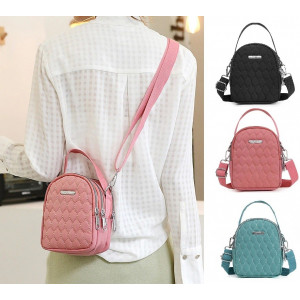 TS167 Tas Selempang Wanita Bee Hive Women Mini Sling Bag