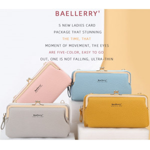 TS168 Tas Dompet Selempang Wanita Original Baellerry Harizontal Women Mini Sling bag