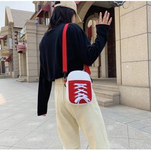 TS170 Tas Selempang Wanita Model Sepatu Women Sling Bag