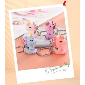 GK05 Aksesoris Tas Gantungan Kunci Bag Sweet Unicorn