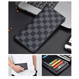 W130 Dompet Pria Wanita High Quality Lightweight Men Women Wallet