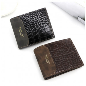 MB08 Dompet Pria Original Men Bense Croco Men Wallet