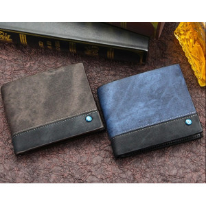 MB12 Dompet Pria Original Men Bense B Button Men Wallet