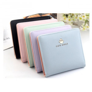W108 Dompet Lipat Mini Wanita Cute Animal Women Wallet
