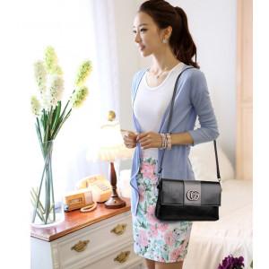 TS135 Tas Wanita Kulit Selempang Modern Life / Women Sling Bag