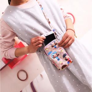 TS131 Tas Selempang Mini Wanita Harajuku Waterproof Sling Bag