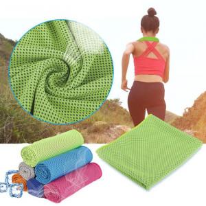 LL03 Cold Towel Sport Gym Fitness Yoga Handuk Dingin Olahraga