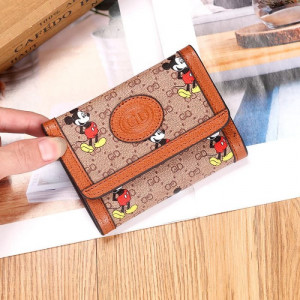 W79 Dompet Mini Wanita Miki GD Women Short Wallet