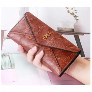 W75 Dompet Panjang Wanita YL Women Long Wallet