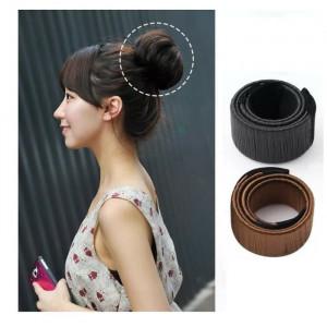 IK20 Ikat Rambut Hairbun / Hair Bun Maker / Sanggul Instan Import