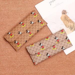 W70 Dompet Panjang Miki Modern Compact Women Wallet