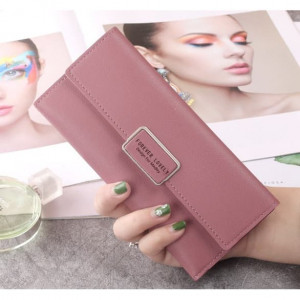 W63 Dompet Panjang Wanita SQ Lovely / Women Long Wallet