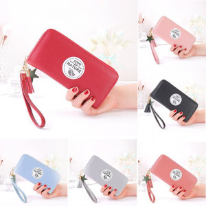 W66 Dompet Panjang Wanita Love Of Nature / Women Long Wallet