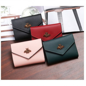 W59 Dompet Pendek Wanita Big Bee / Women Short Wallet