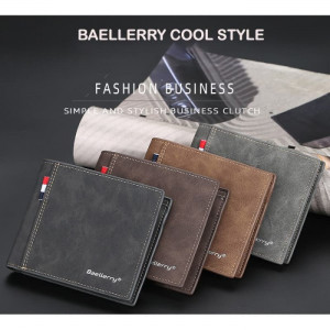 BA08 Dompet Pria Original Baellerry Cool Style Men Wallet