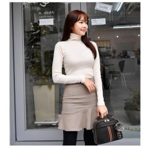 ATS07 Tas Selempang Korea Wanita Kulit PU Glamour Leather Sling Bag