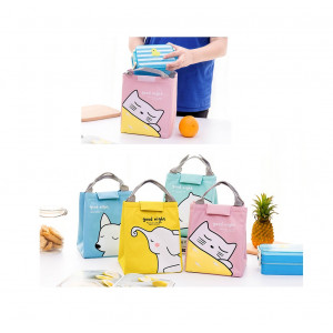 LB10 Lunch Box Good Night / Cooler bag / Tas Bekal