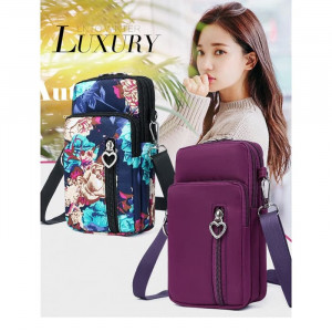 TS115 Korea Luxury Sport Travel Women Mini Sling Bags / Tas Selempang