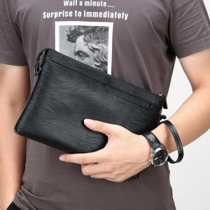 W10 Business Clutch Model Milan  Tas tangan Handbag Dompet Pria dan Wanita