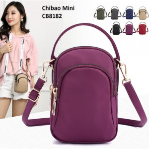 TCH01 Tas Wanita CHIBAO Mini CB8182 Import Jinjing Selempang