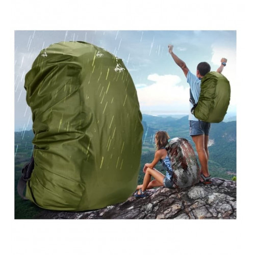 COVER BAG - RAIN COAT - WATERPROOF TAS - Raincoat Cover Bag Backpack