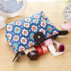 (Motif ) Pouch Tas Kosmetik Bag Make Up Body Lotion Aksesoris