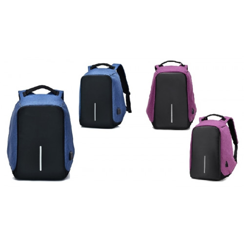 Tas Model XD Design Backpack Anti Theft / Tas Punggung Anti Maling