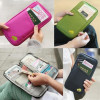 Korean travel id holder / dompet pasport / pasport organizer paspor