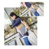 S03 Line Shoulder 3 ways tote bag / Tas Selempang / Tas Canvas