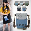 Totoro Jean Cross Bags / Tas Selempang / Cross Body Sling Bags