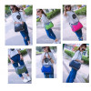 TS51 Active Model Nylon Women Shoulder bag / Tas Selempang