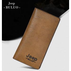 W01 Jeep Long Wallet / Dompet Panjang Pria Wanita