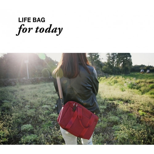 Korea Life Bag for Today - Tas Travel Cross Body Selempang